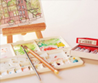 初心者のための絵手紙教室